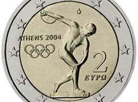 moneda de 2 euros conmemorativa cara