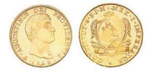 monedas antiguas mexico primer imperio