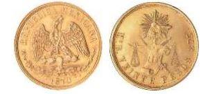 monedas mexicanas antiguas mas caras