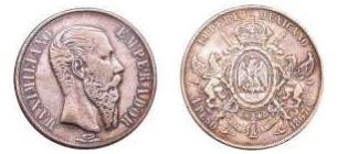 valor de monedas antiguas mexicanas