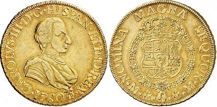 8 escudos mexico  tipo toison