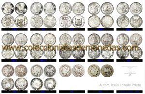 estados de conservacion de monedas antiguas