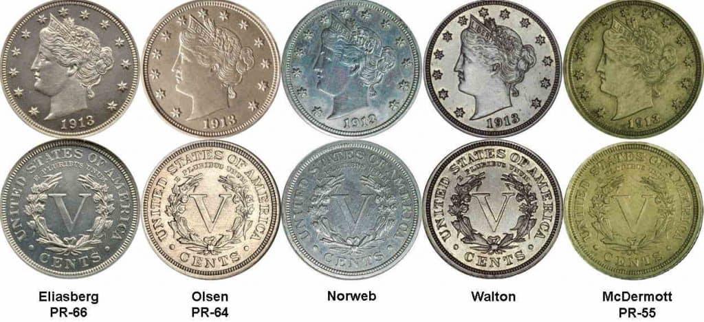 moedas americanas de coleccion