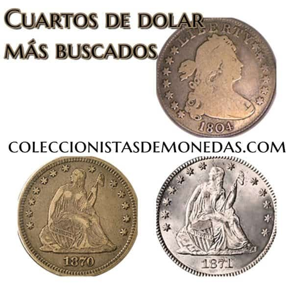 precio de monedas antiguas de estados unidos