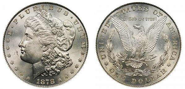 morgan dollar 1881