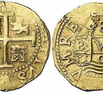 macuquinas monedas