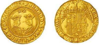 monedas de españa antiguas