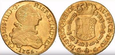 monedas españa antiguas