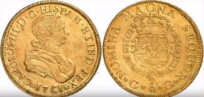 valor de monedas españolas