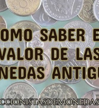 precio de monedas antiguas