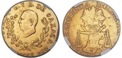 monedas valiosas mexico
