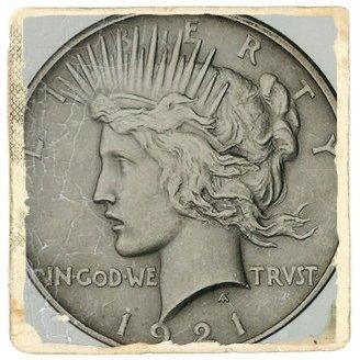 dolar de plata
