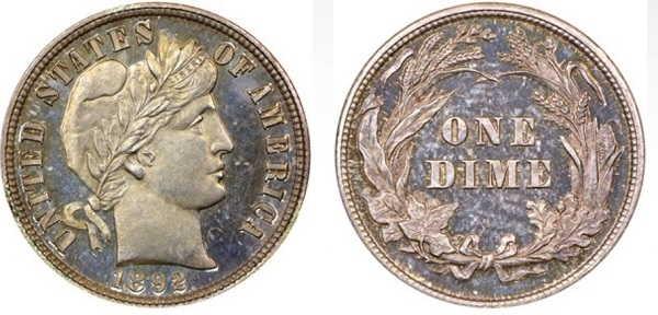1944 10 centavos united states of america