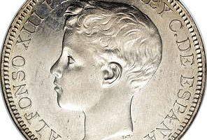 monedas antiguas y su valor actualizado
