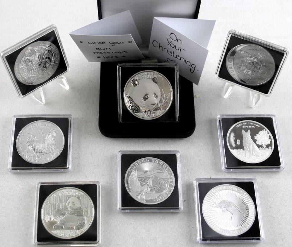 precio de monedas de plata