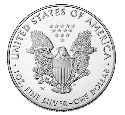monedas de plata precios