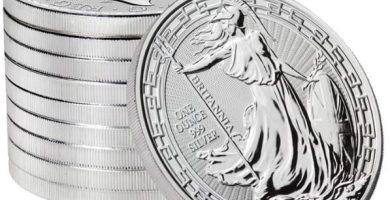 compra de monedas de plata