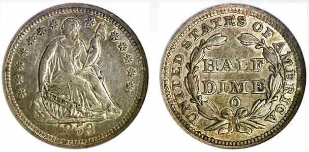 5 centavos americanos