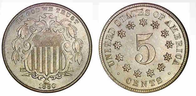 5 centavos 1964