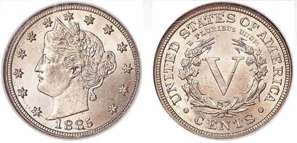 5 centavos 1944