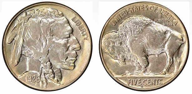 5 centavos de 1964