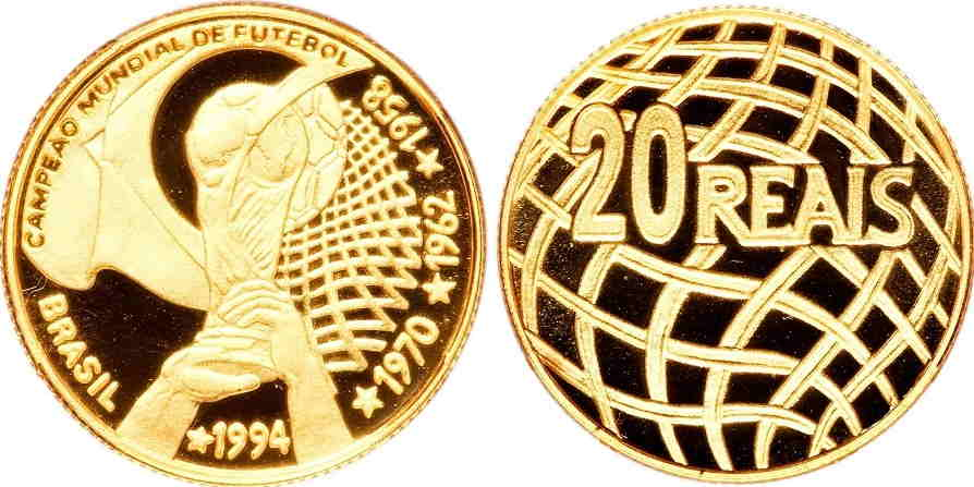 monedas antiguas de brasil