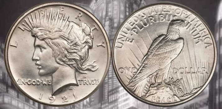 Peace-Dollar