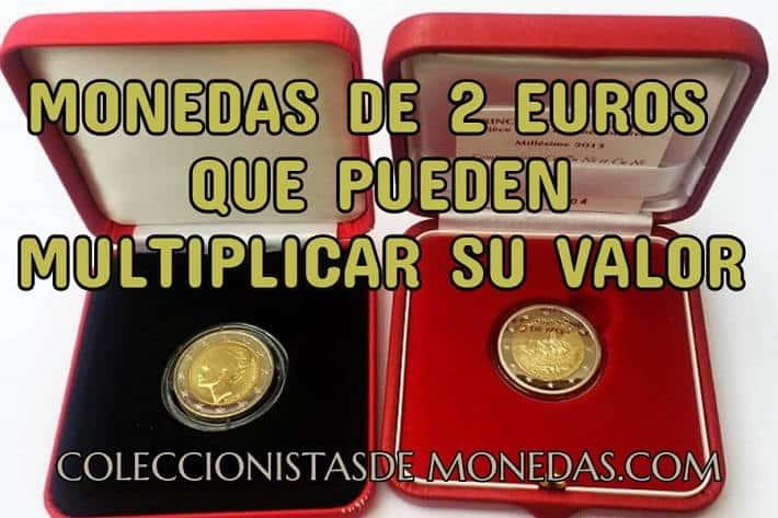 Monedas De 2 Euros Valiosas Que Multiplican Su Valor Guía 2021