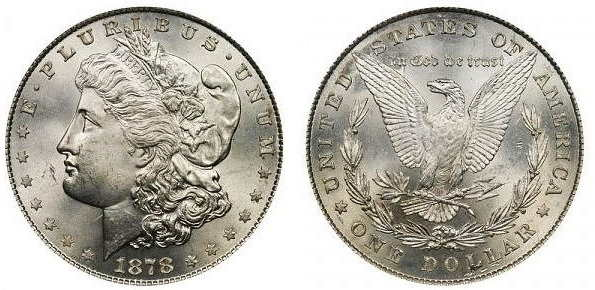 value-of-the-morgan-silver-dollar