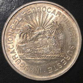monedas-de-5-pesos-del- bicentenario-y-centenario-ferrocarril