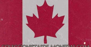 monedas de canada