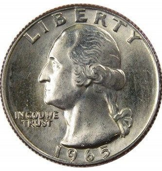1965 valuable quarters