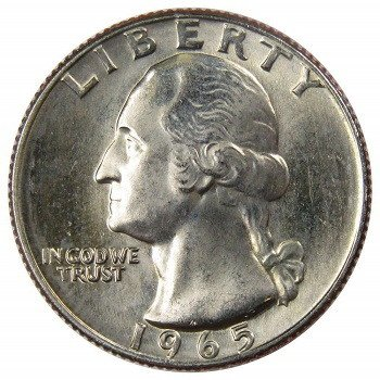 1965 valuable quarters