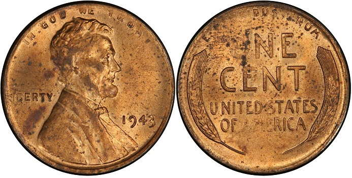 1943 steel penny value 2020 copper