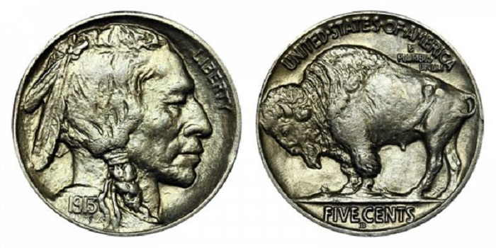 Buffalo nickel value2