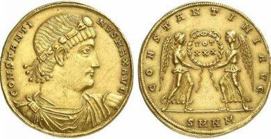 roman coins ancient