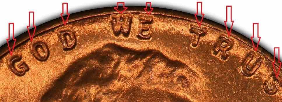 1945 wheat penny D DDO
