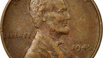 1945 wheat penny