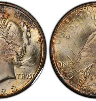 1923 silver dollar value - Liberty