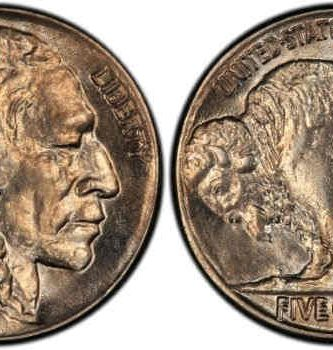 1935 buffalo nickels value