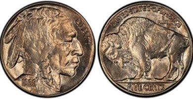 1935 buffalo nickels value