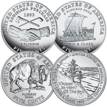 value of buffalo nickel 2005 conm