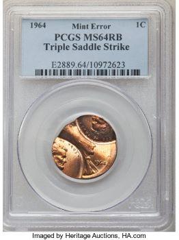 1964 penny worth-Triple