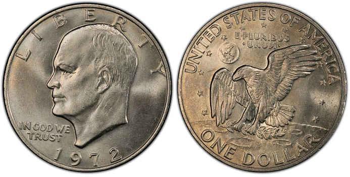 1972-eisenhower-dollar-value
