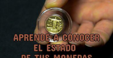 Guía práctica para identificar el estado de conservación de tu moneda