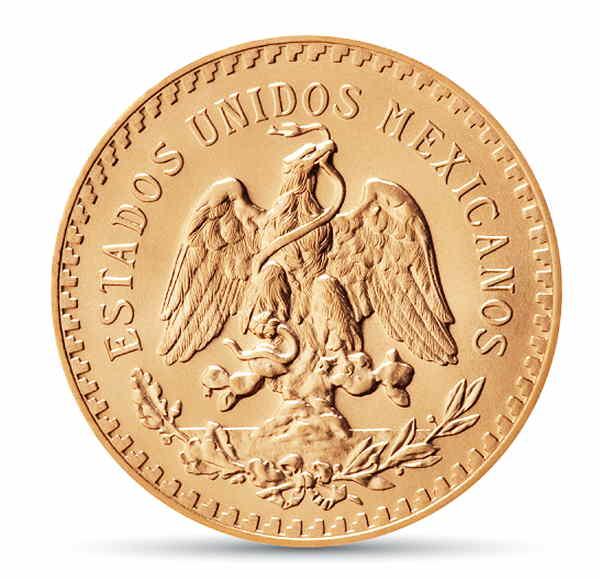 gold centenario coin