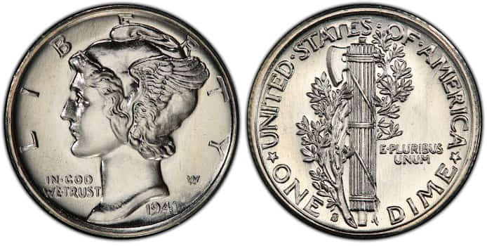 1941-mercury-dime-rare-value