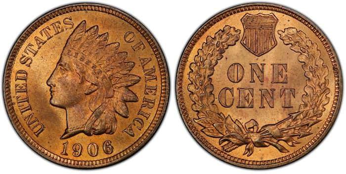 1906 penny patina RB